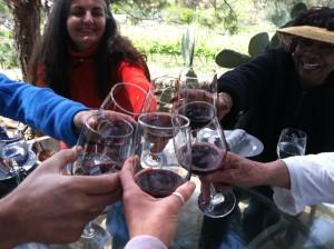 Wine toast at 3M