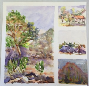 client quad painting